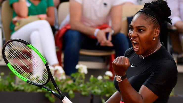 French Open: Williams w 1/8 finału, czas na szlagier z Szarapową