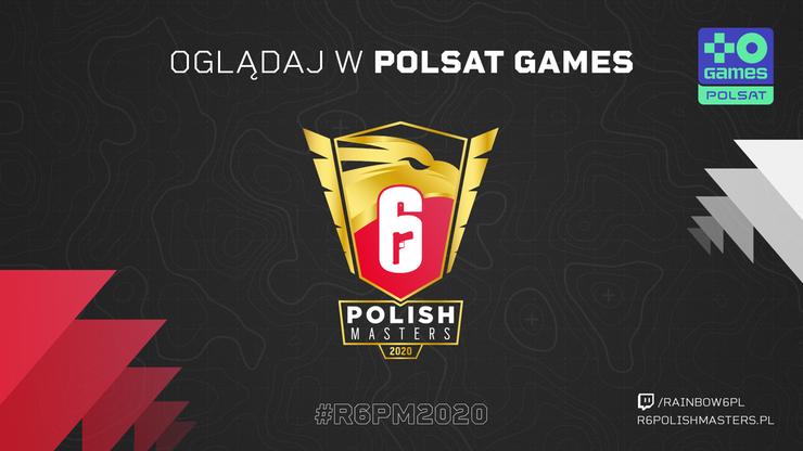 Rainbow Six Polish Masters na antenie Polsat Games