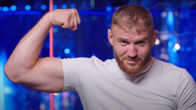 Jan Błachowicz na torze Ninja Warrior Polska (WIDEO)