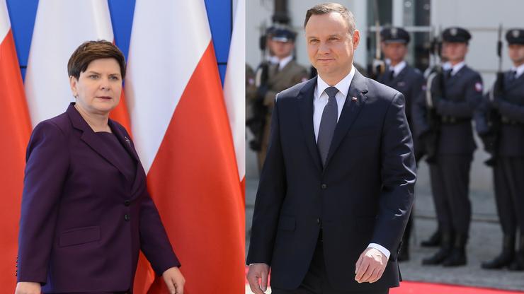 CBOS: Duda, Szydło i Kukiz na czele rankingu zaufania; Macierewicz - nieufności