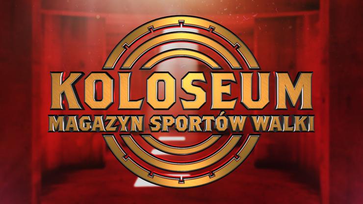 Legenda polskiego MMA gościem magazynu Koloseum. Transmisja w Polsacie Sport i na Polsatsport.pl
