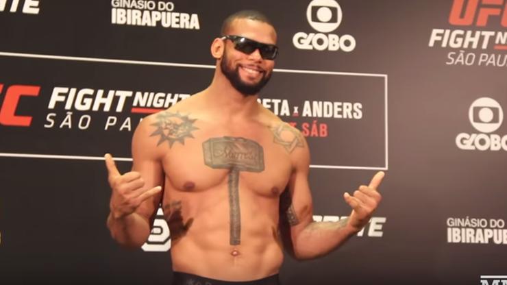 UFC Fight Night w Sao Paulo: Wyniki ważenia