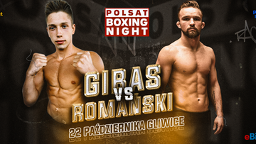 Polsat Boxing Night 11: Kewin Gibas zmierzy się z Dawidem Romańskim