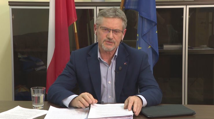 Cichoń: piłka jest po stronie Morawieckiego i rządów PiS-u