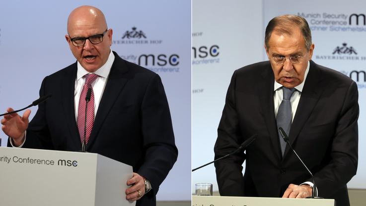 McMaster: niepodważalne dowody na ingerencję Rosjan w wybory. Ławrow: to tylko gadanina