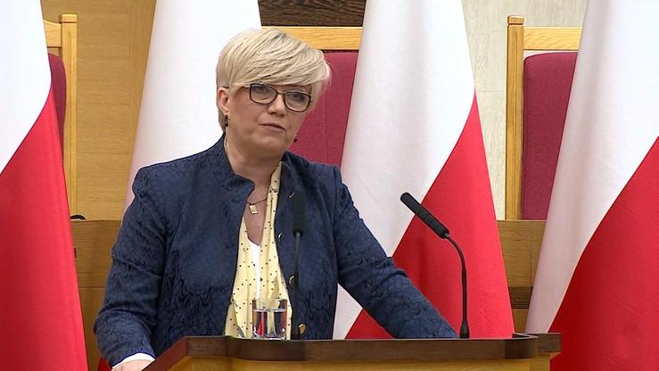 Julia Przyłębska chroniona przez Służbę Ochrony Państwa. Powody tej decyzji niejawne