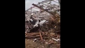 Tornado w Czechach. Zniszczone dwie wioski