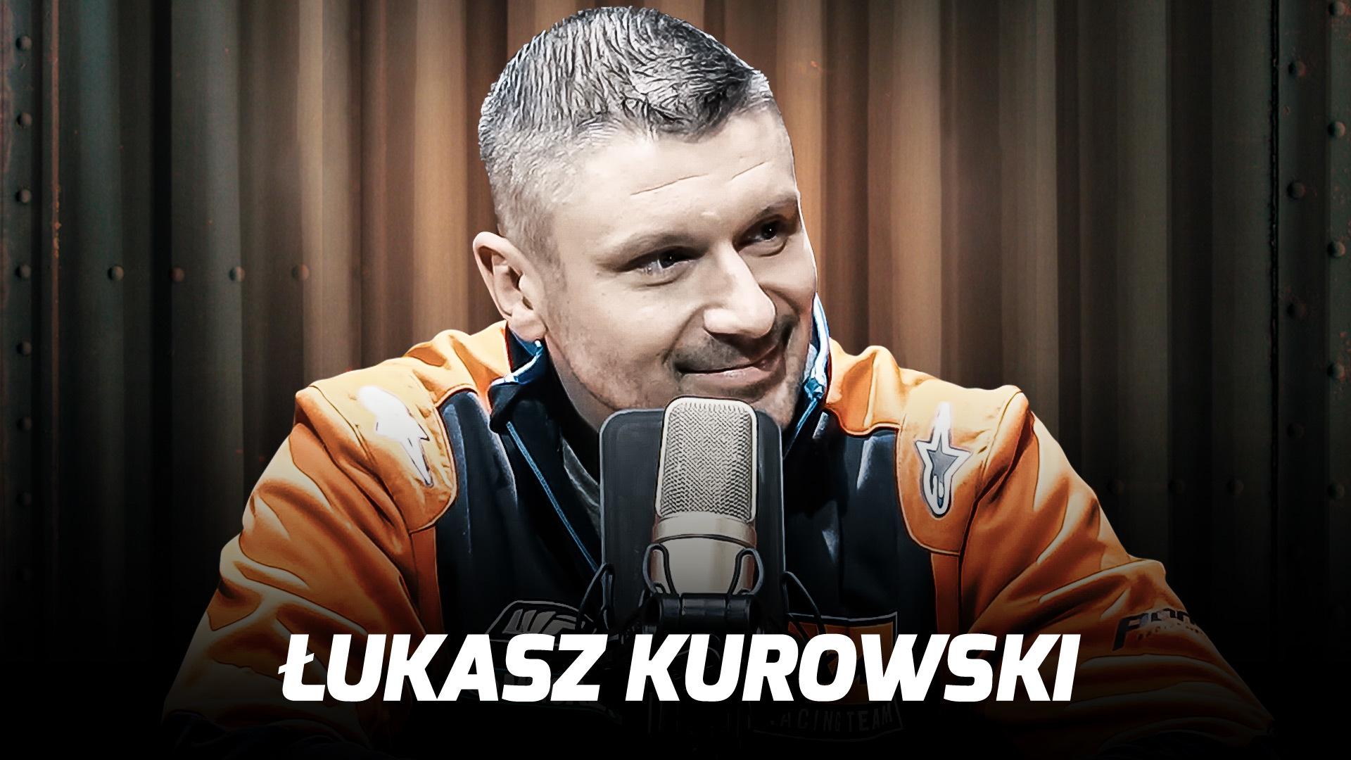 Mistrzowie Motorsportu - Łukasz Kurowski