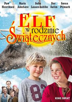 Elf w rodzinie świątecznych