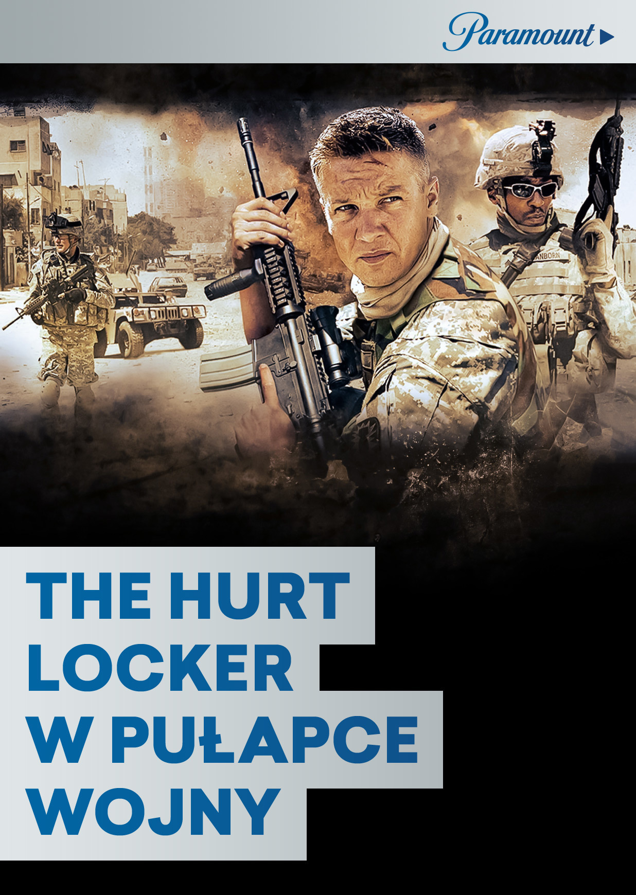 The Hurt Locker. W pułapce wojny