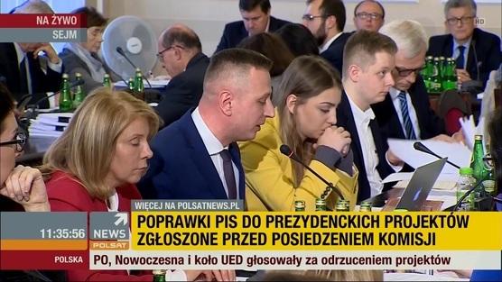 Komisja ds. reformy KRS - 28.11.2017