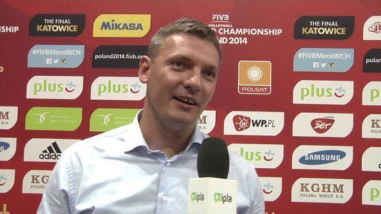Paweł Papke: Czas na rewanż za przegrany finał z Brazylią w 2006 roku