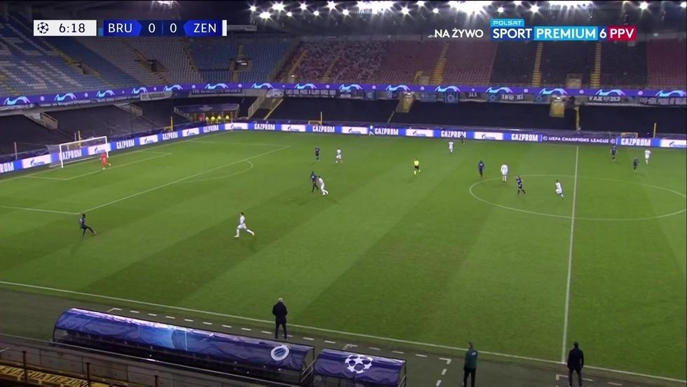 Club Brugge - Zenit Sankt Petersburg