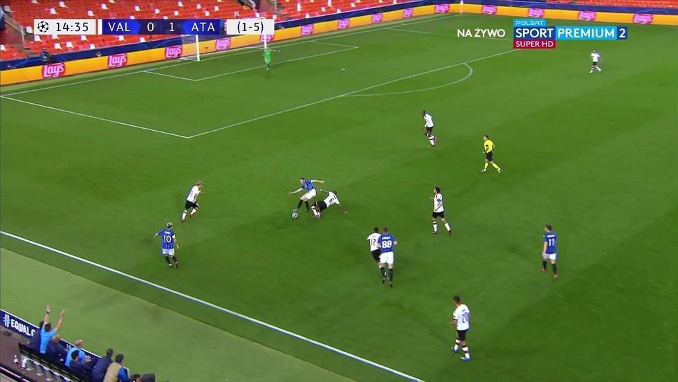 Valencia CF - Atalanta Bergamo