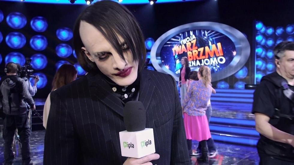 Druga twarz 5 - Marilyn Manson