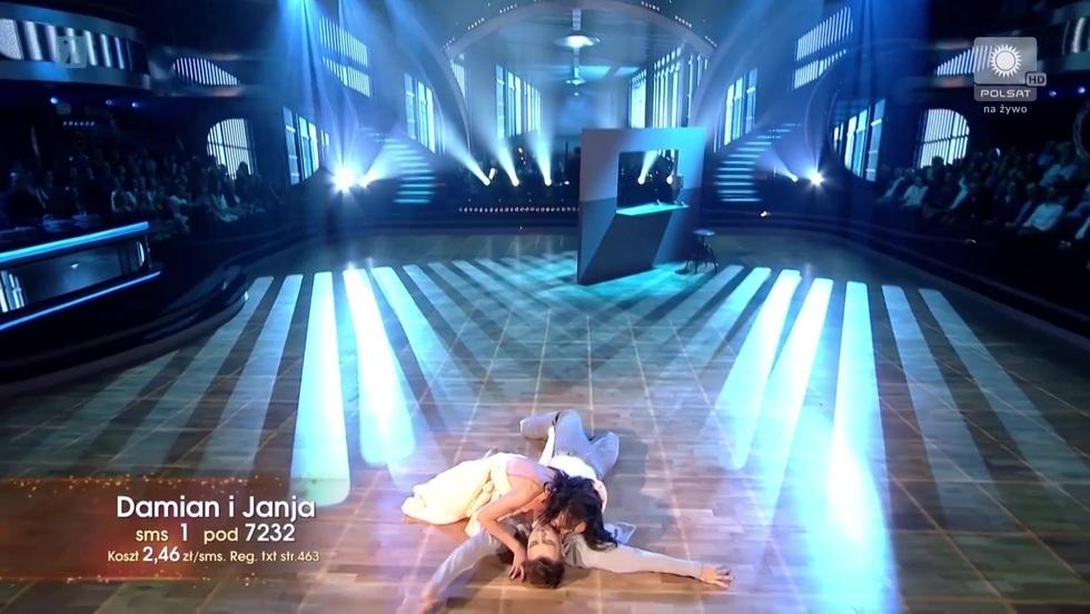 Damian Kordas zatańczył do piosenki Korteza