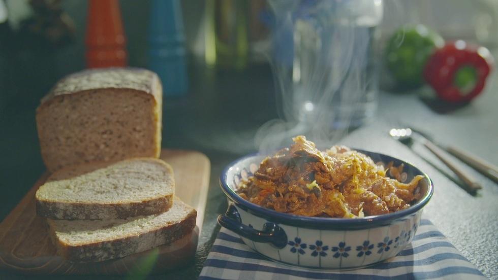 Sekrety Polskiej Kuchni  –  Bigos