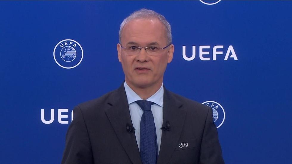 Losowanie fazy play-off Ligi Mistrzów, 02.08.2021