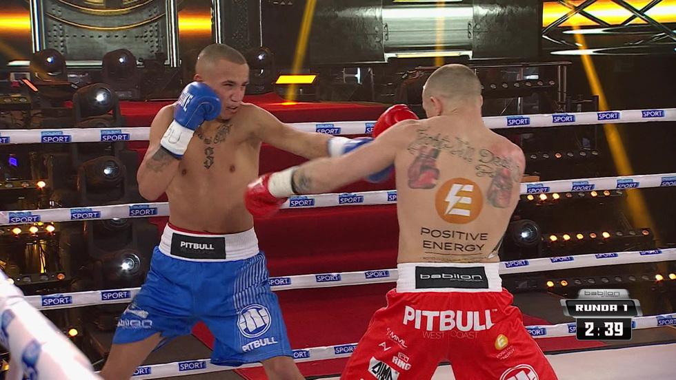 Patrik Balaz - Michał Królik