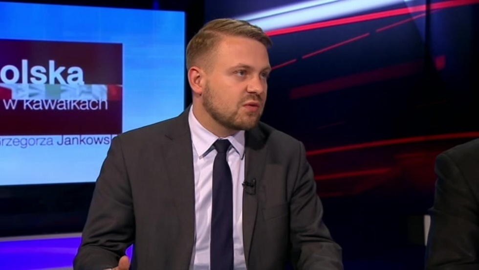 Polska w kawałkach Grzegorza Jankowskiego - Adam Szejnfeld, Jacek Ozdoba