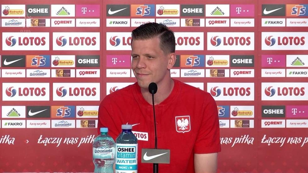 Konferencja prasowa reprezentacji Polski - 06.06.2021