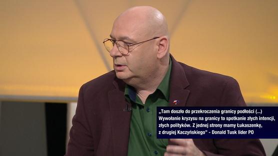Śniadanie Rymanowskiego w Polsat News i Interii - 29.08.2021