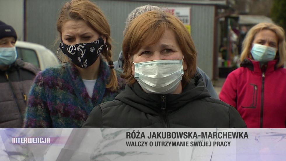 Interwencja - Kupcy kontra burmistrz. Spór o targowisko w Milanówku
