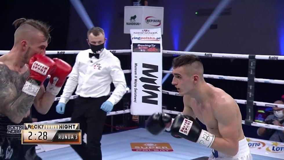 Dominik Harwankowski - Artur Gierczak