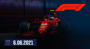 GP Azerbejdżanu (cały wyścig)