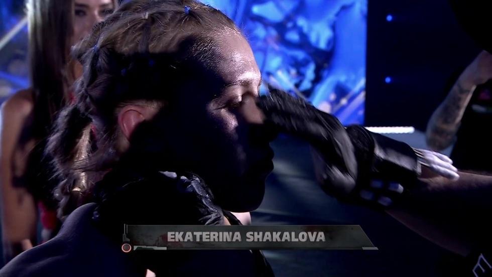 Izabela Badurek - Ekaterina Shakalova