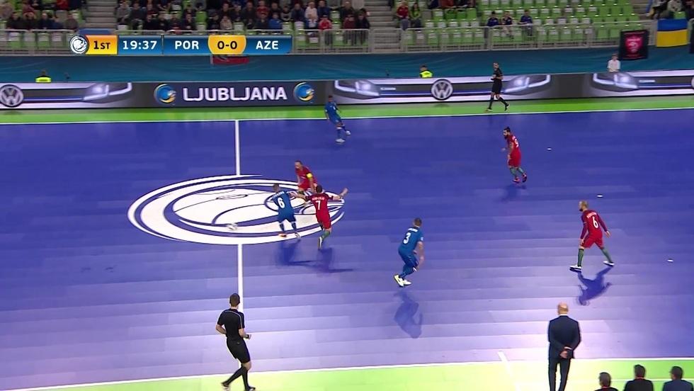 Portugalia - Azerbejdżan