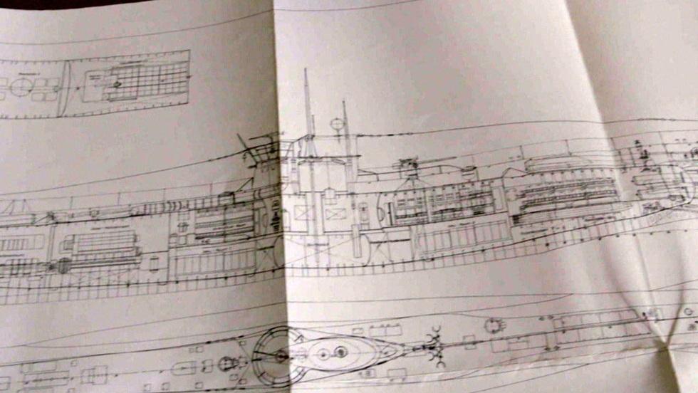 Poszukiwacze historii - Niemieckie okręty podwodne