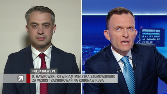 Gość Wydarzeń - Krzysztof Gawkowski