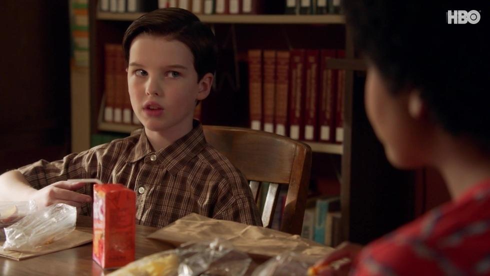 Młody Sheldon I, odc. 15